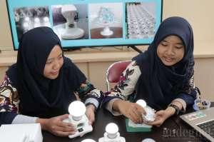 Mahasiswa UGM Ciptakan Lampu Darurat Hemat Energi