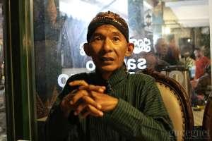 Wajah Presiden Jokowi Curi Perhatian Pengunjung Pameran Babad Diponegoro