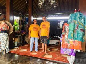 Batik Nardbouven Beri Sumbangsih Nyata untuk Budaya