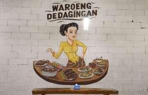 Menu Daging Berlimpah di Waroeng Dedagingan