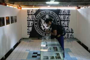 WALHI Yogyakarta Gelar Pameran ECOLAB dan Diskusi Publik