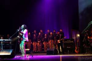 Celeng Dhegleng, Konser Keprihatinan 'Encik' Sri Krishna atas Indonesia