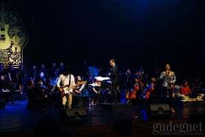Musik Rock Berbalut Gamelan dan Orkestra dalam Gamrockestra