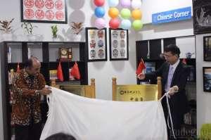 Kerja Sama dengan NXU, UAJY Luncurkan Chinese Corner