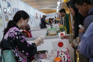 UMY Kenalkan Kuliner dan Budaya Internasional Lewat ICCF
