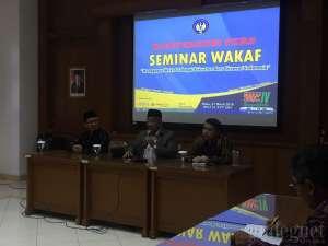 Wakaf Goes To Campus IV Diselenggarakan di Jogja