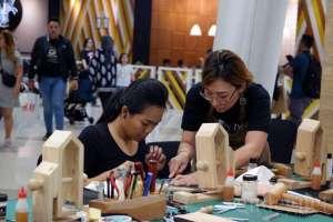 Dorong Kewirausahaan Pencinta Kulit, Punky Zhou Selenggarakan Workshop