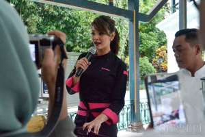 Chef's Moment Royal Ambarrukmo Hadirkan Farah Quinn