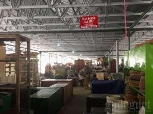 Tempati Los Sementara, Beberapa Pedagang Pasar Prawirotaman Masih Berbenah