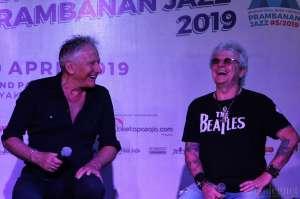 Air Supply akan Romantiskan Yogyakarta Besok di Grand Pacific Hall