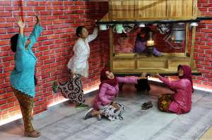 Meriahkan Hari Kartini, Museum De Mata Gratiskan Pengunjung Wanita