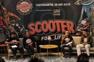 Indonesian Scooters Festival Ke-3 Siap Digelar pada September Mendatang