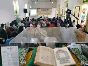 Pakualaman Pamerkan Naskah dan Manuskrip Al Quran Ratusan Tahun