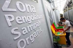 Taman Pintar Resmikan Zona Edukasi Pengelolaan Sampah Organik