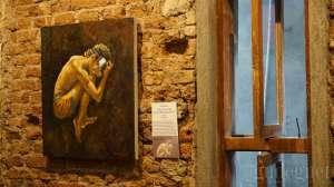 Sentil Perbudakan Teknologi Melalui Lukisan Surealisme