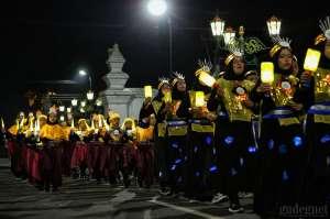 Festival Takbir Keliling Semarakkan Malam Lebaran di Yogyakarta