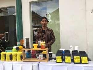 Ada 2000 Cup Kopi Gratis di Festival Purbakala