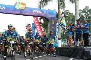 Walikota Yogyakarta Lepas Ribuan Peserta J150K Endurance 2019
