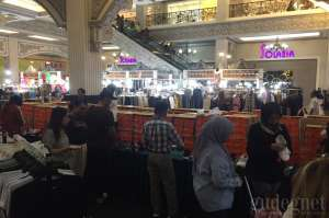 JCM Gelar Bazar Sepatu dan Apparel