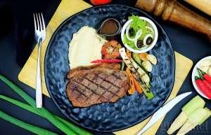 Makan Steak Australian Beef Cuma 30ribu-an, Cuma di Innside