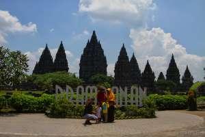Prambanan, Borobudur, Ratu Boko Tetap Dibuka tapi Terbatas