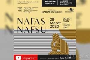 ''Nafas Nafsu'': Dilema Antara Tubuh dan Alam di Jagongan Wagen Edisi Maret 2020