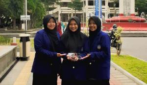 Mahasiswa UNY Kembangkan Media Pembelajaran Bahasa Asing untuk Tunanetra