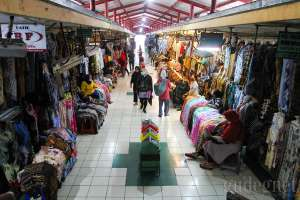 Penjual Busana: Lebaran Tahun ini Tidak Mampir Beringharjo
