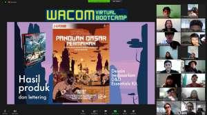 Kembangkan Kreativitas Generasi Muda, Datascrip Gelar Wacom Virtual Bootcamp 2020
