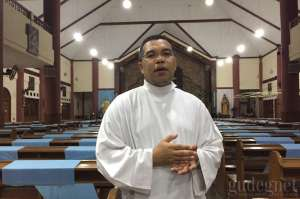 Misa akan Kembali Dihadiri Umat, Gereja Baciro Lakukan Persiapan