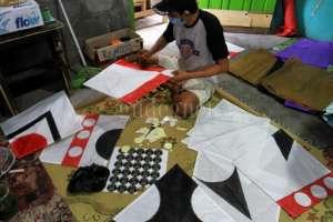 Daengan Kite Fighter, Produksi Layang-layang  Gaya Mataraman