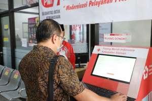 PMI Sleman Luncurkan Mesin Anjungan Mandiri Donor Darah