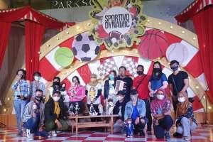 ''Sportivo Dynamic'' Hartono Mall Hadirkan Komunitas Kolektor Boneka dan Miniatur Motor