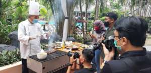 Pegiat Instagram dan Himpunan Humas Hotel Yogyakarta Gelar Instameet World Food Day 2020