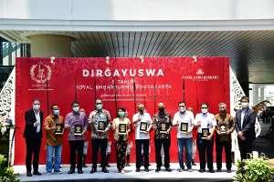 Digelar di YIA, Dirgayuswa Kasanga Royal Ambarrukmo Yogyakarta Sarat Makna