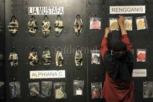 Pameran Masker Indonesia, Pamerkan Ratusan Masker Fashion Sejumlah Disainer