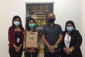 Manajemen Hotel Kotta Go Jogja Kunjungi Gudegnet