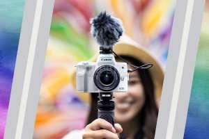 Datascrip Kenalkan Canon EOS M50 Mark II
