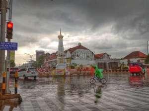 Prakiraan Cuaca Selasa 2 Februari 2021, DIY Diguyur Hujan