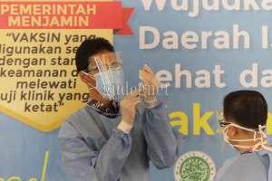 Pemkot Yogyakarta Mulai Vaksinasi Kelompok Lansia