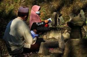 Sadranan Makam Eyang Amongrogo, Tradisi Warga Lereng Merapi Sejak 1700-an
