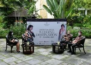 Pameran Sheraton Mustika Kenalkan Yogya Sebagai ''Wedding Destination''