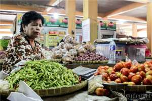 Hingga Hari Raya Stok Kebutuhan Bahan Pokok Yogyakarta Relatif Aman