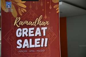 Ramadhan Great Sale Disperindag Sleman: Produk UMKM untuk Kebutuhan Ramadan dan Idulfitri
