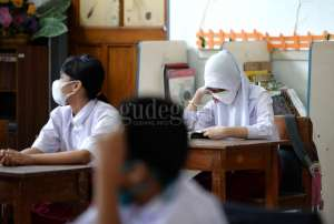 Uji Coba PTM di Yogyakarta Dinilai Cukup Baik