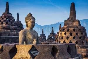 Candi Borobudur Ditutup Selama 10 Hari