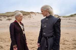 'House of Dragon' Tayang 2022, HBO Rilis Foto-foto Perdana