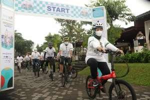 Peringati Hari Sepeda Sedunia, Sego Segawe dan Jogja Lebih Bike 'Gowes Bareng'