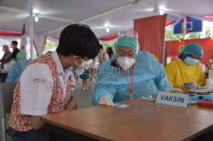 Sleman Mulai Vaksinasi Pelajar, Targetkan Agustus Selesai