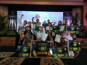 Kota Jogja Juarai Kompetisi Bahasa dan Sastra DIY 2021